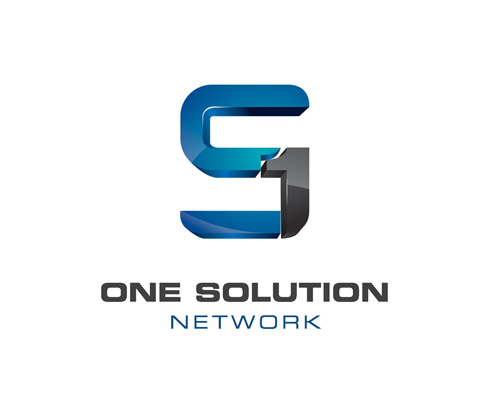 one solution network logo