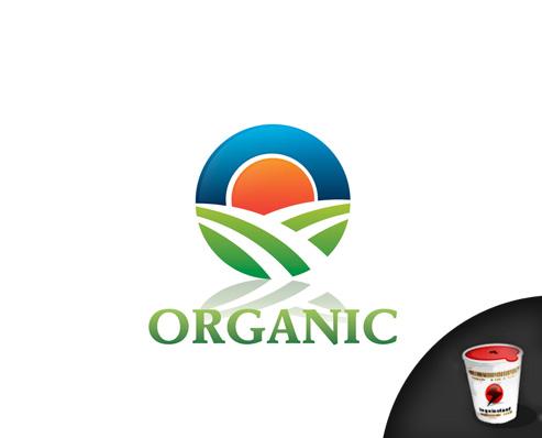 Organic Logo Design Organic Farming Logo Organic