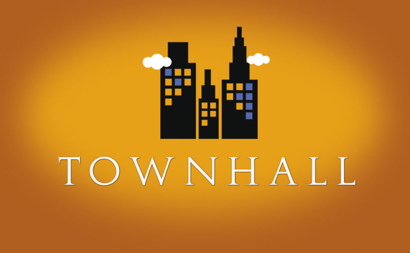 City TownHall Free Logo Download It Now!