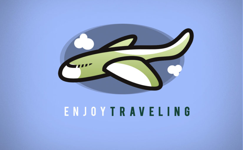 Enjoy Traveling – Free Logo
