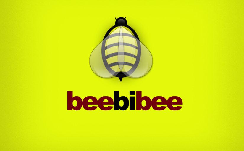 Bee bi bee Free Logo