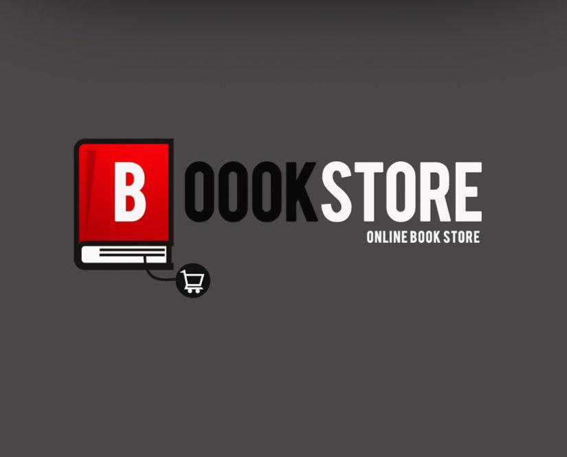bookstore free logo book