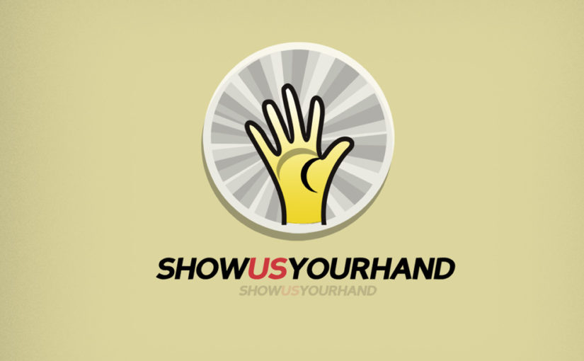 Show Hand kids Logo- Free Download