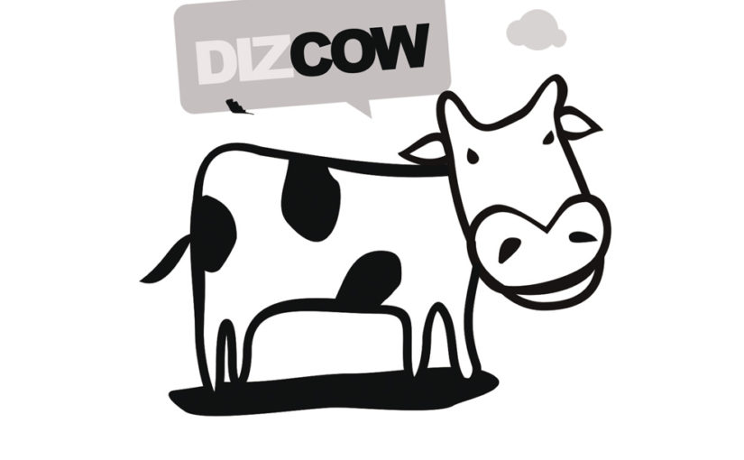 Dizy Cow Free Logo Download
