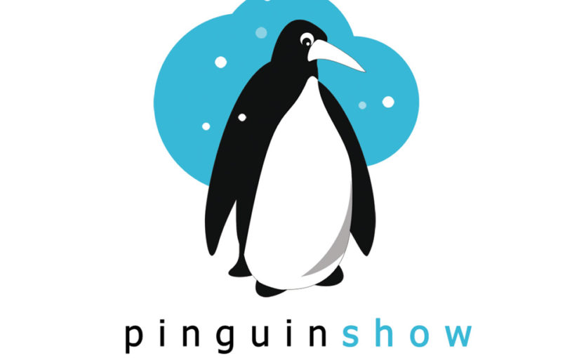 Pinguin Snow Logo- Free Download