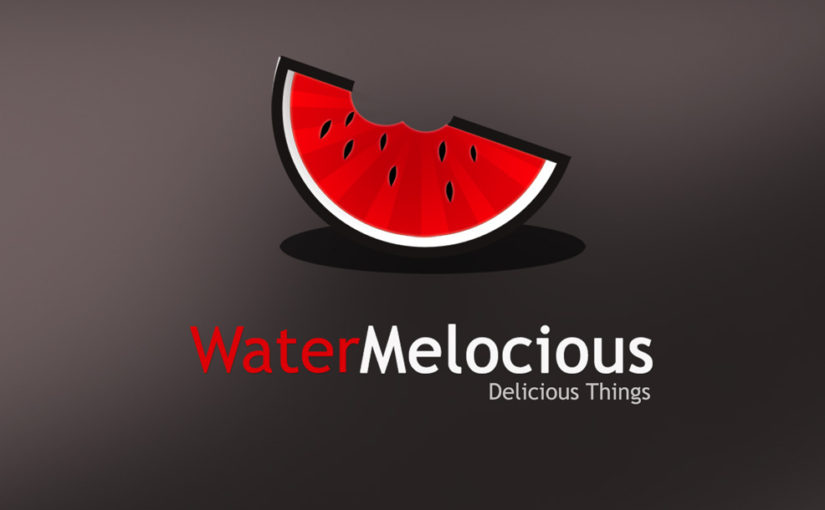Delicious WaterMelon Logo – Free Download