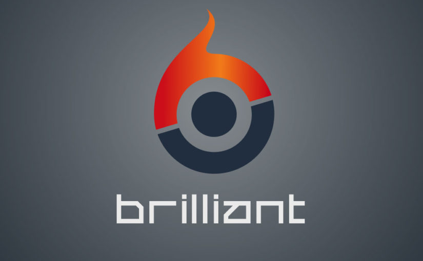 Brilliant beats like Free Logo