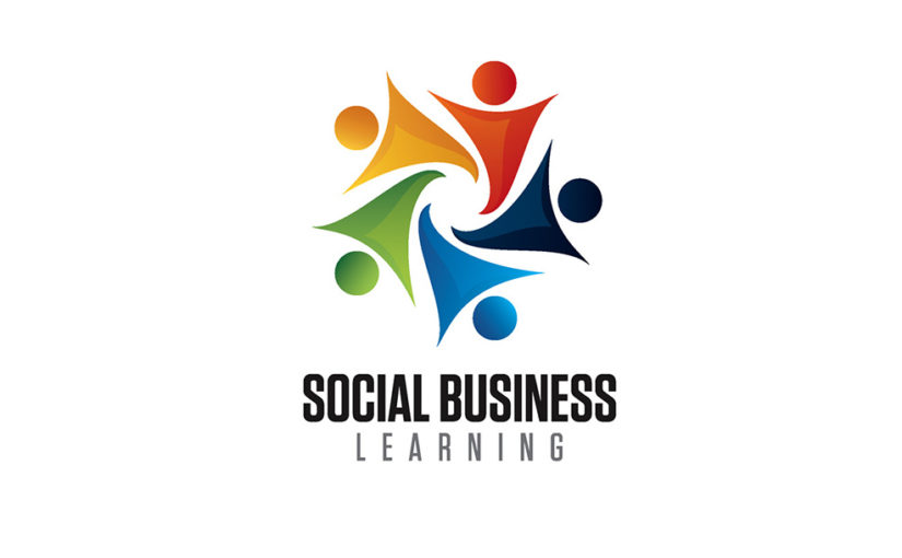 Social Media Learning Logo- Free Download
