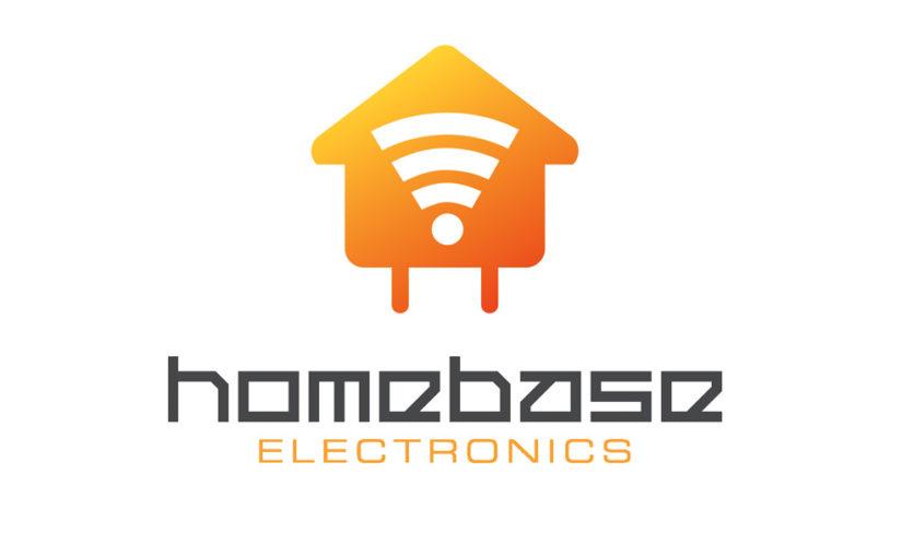 Home Base Electronics Logo- Free Download