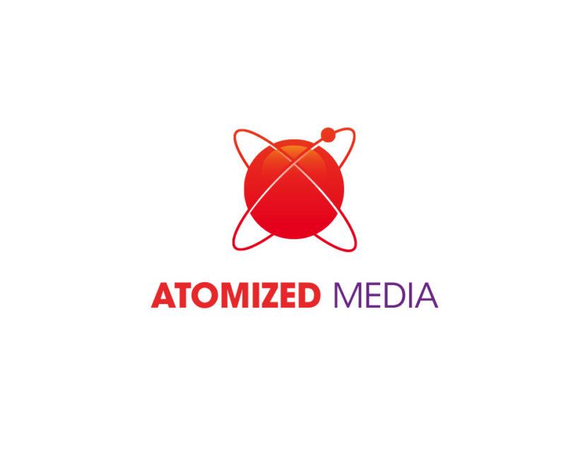 Atomic Media free logo design download