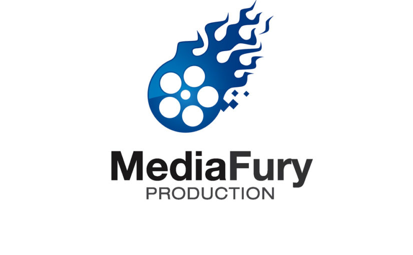 Media Fury Productions Logo- Free Download