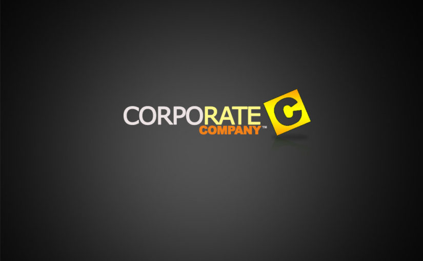 Corporate Company – Your Corporate Identity Free Logo