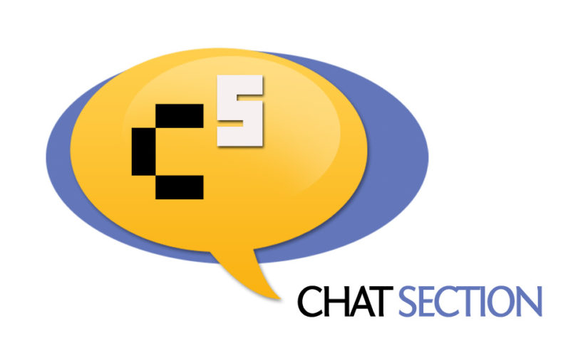 Chat Section Logo- Free Download