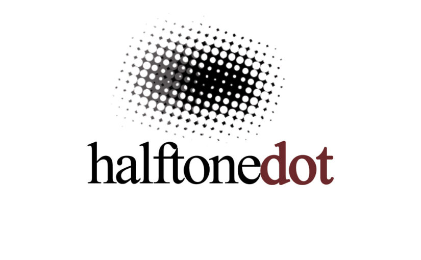 Halftone Dot Free Logo Download