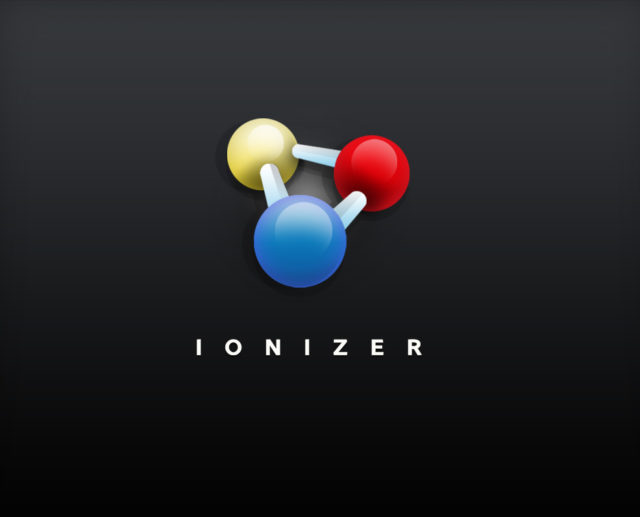 ionizer free chemical logo download