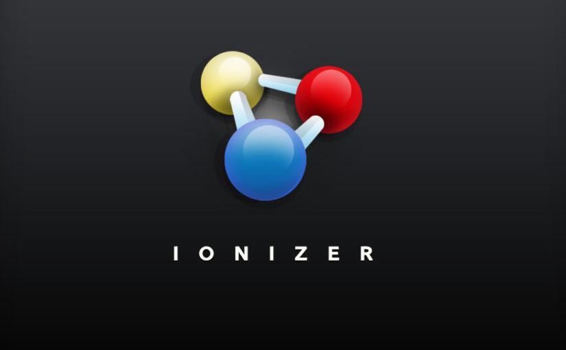 Ionizer Free Logo- Download It Now!