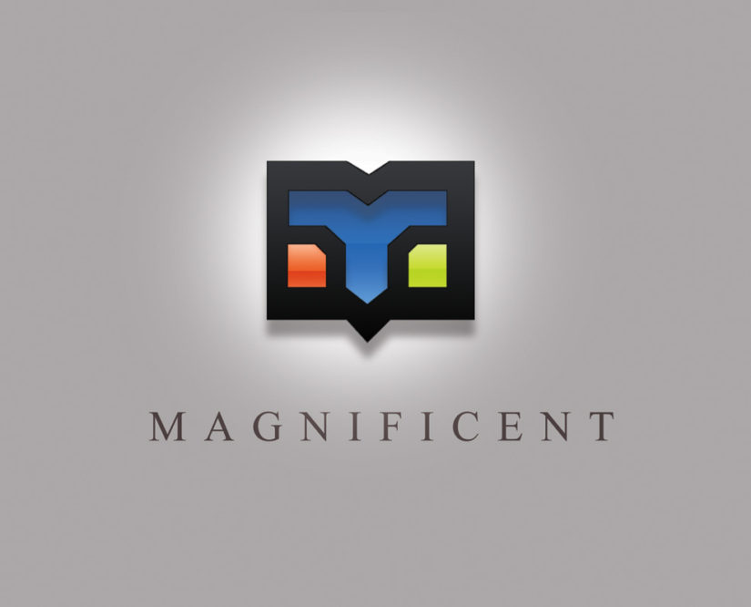 magnificent free logo download