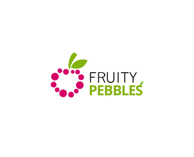 Fruity pebbles free logo template