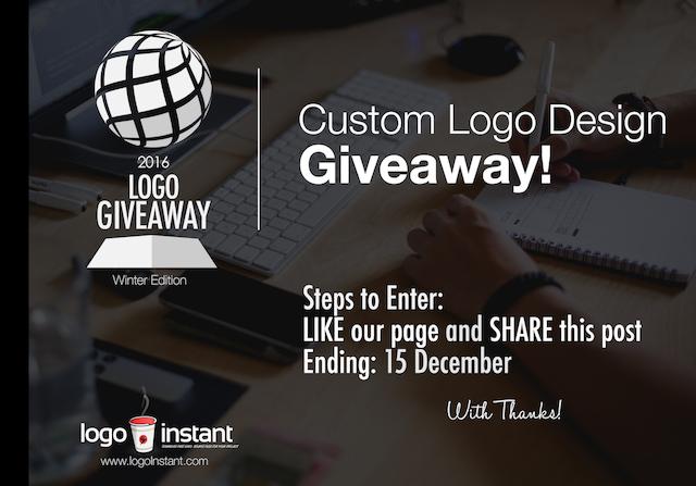 Free logo Giveaway
