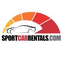 Sport car rental free logo