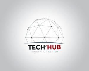 technology hub innovation logo