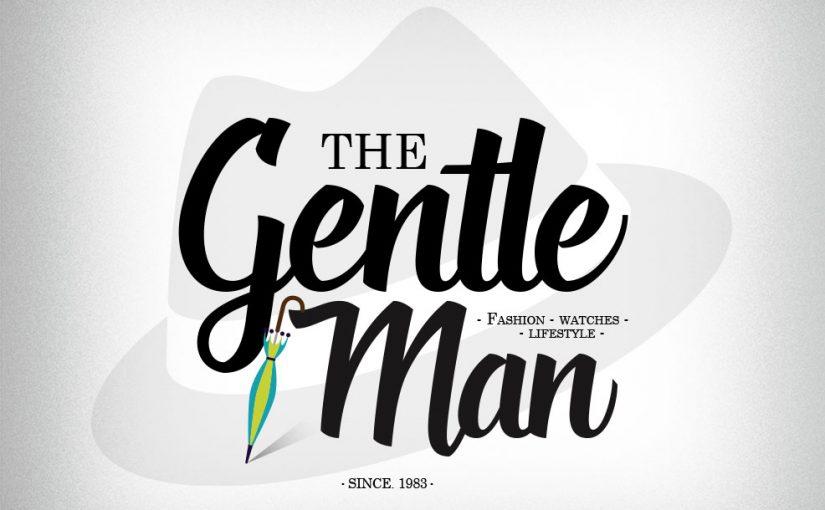 Gentleman logo – Elegant fashion branding