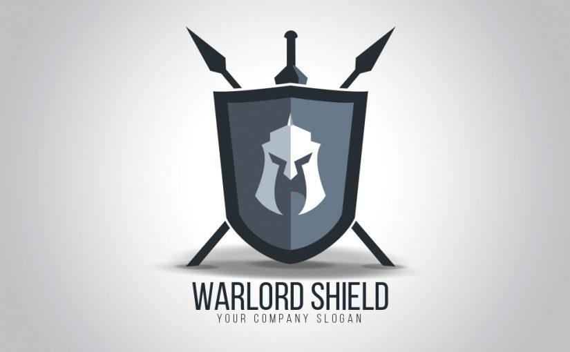 Warlord shield logo