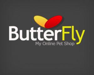 buttefly free logo design freebie