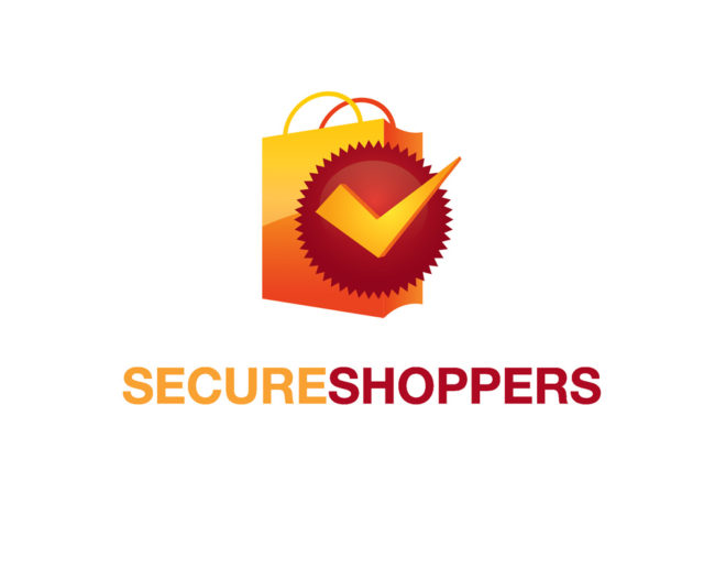 secure shop free ecommerce logo
