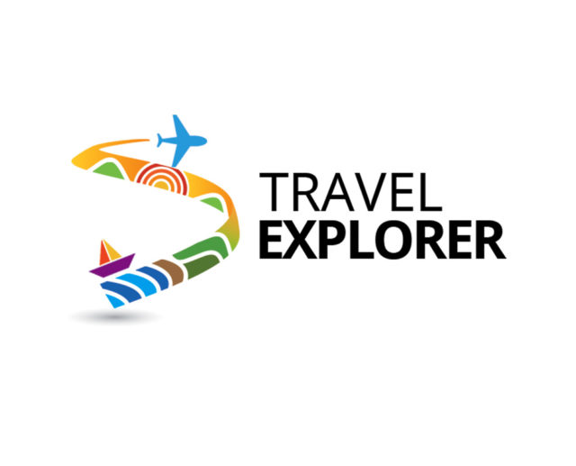 explorer travel logo free download