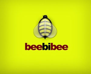 bee bug free logo