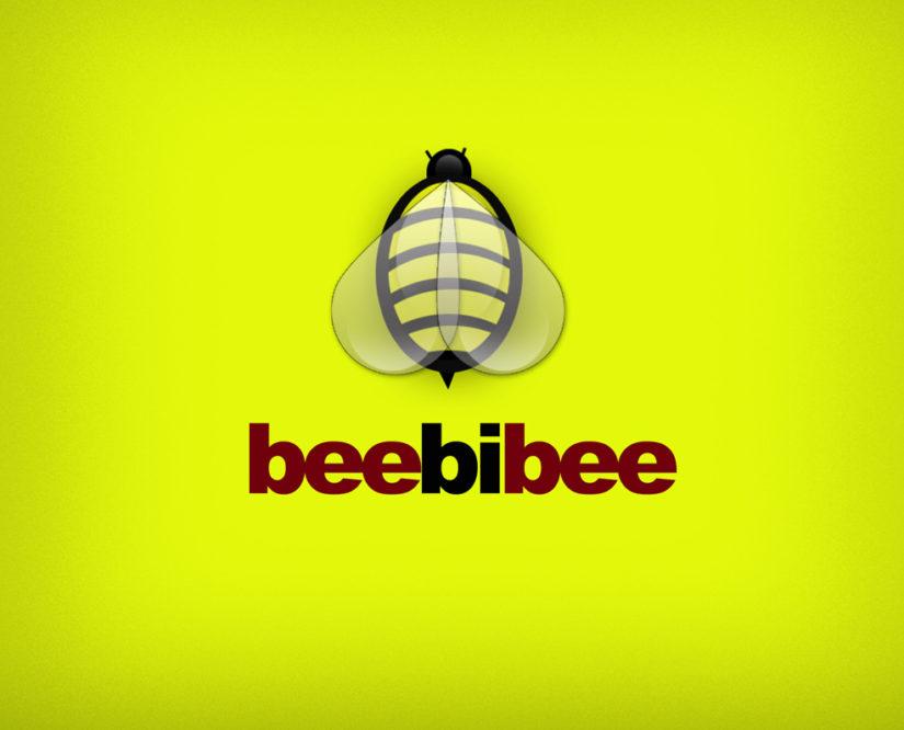 bee bug free logo