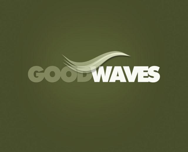 good waves free logo