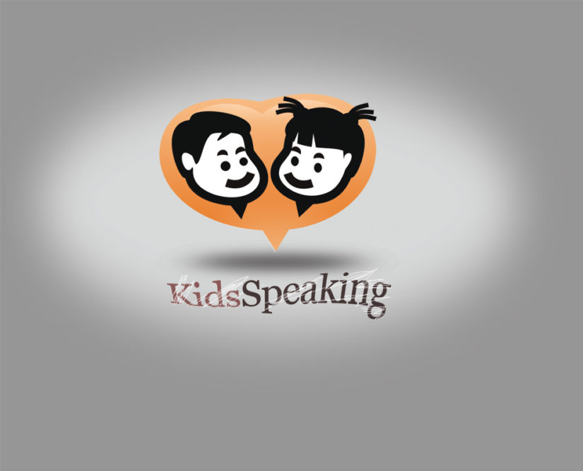 speaking kids free logo