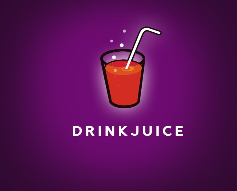 drink juice free logo download