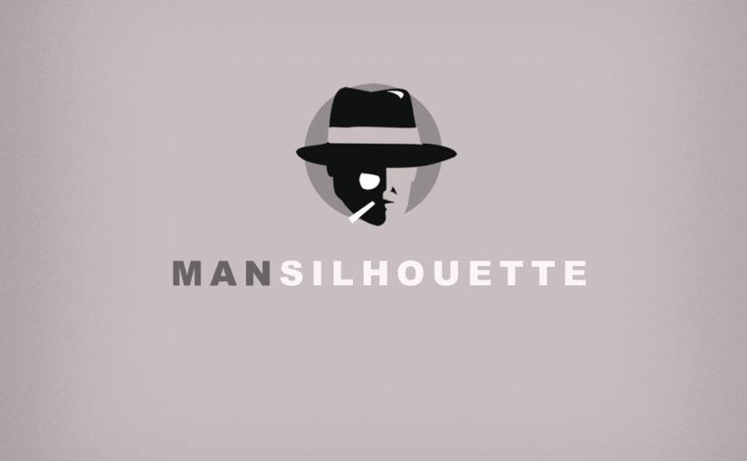 Man Silhouette Logo – Free Download