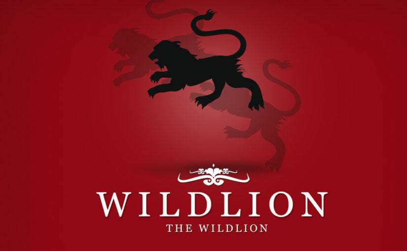 Wild Lion Free Logo