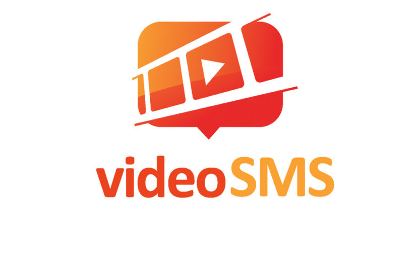 VideoSMS – Social Media Audio Visual Free Logo