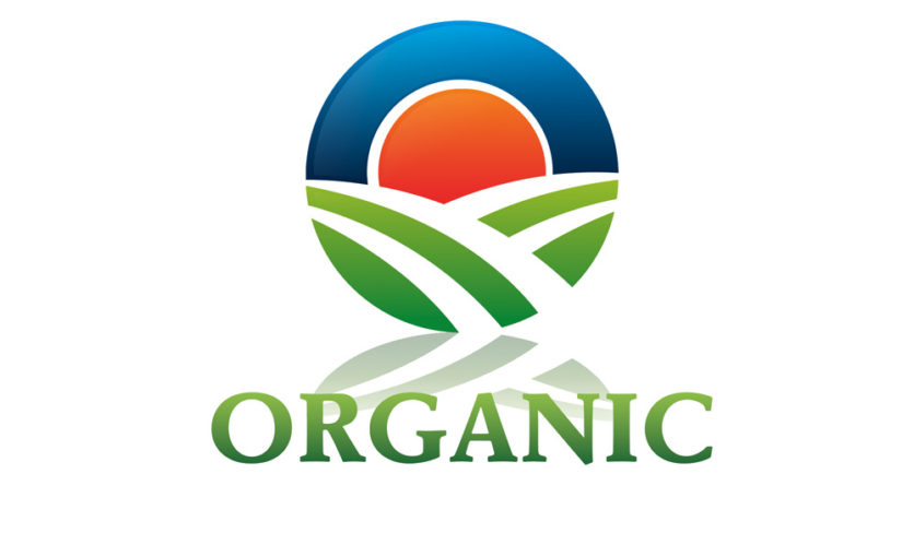 Organic Farm Produce Free Logo Download