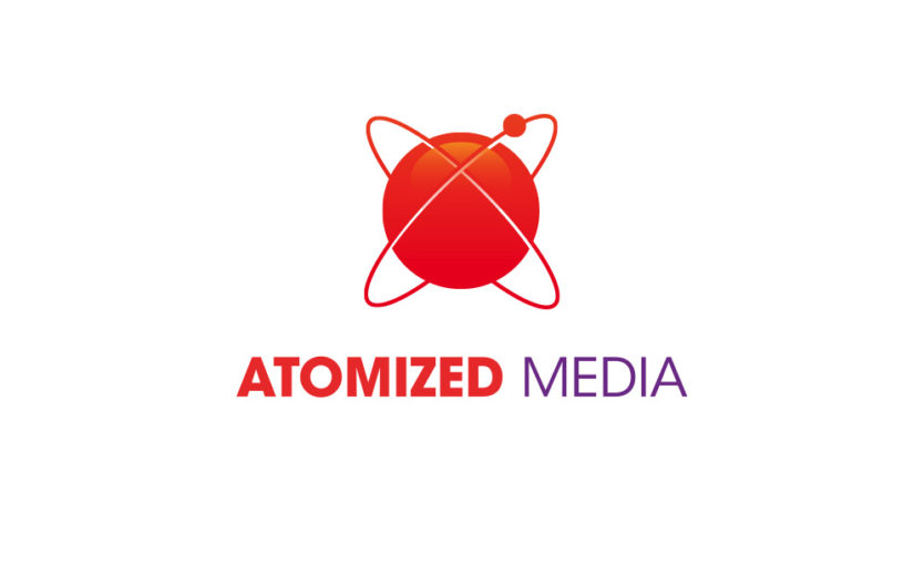Atomized Media Vector Free Logo Download