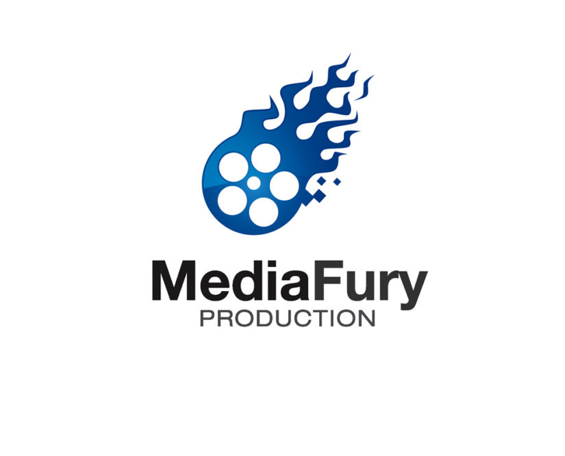 Media Film logo design free PSD and vector download