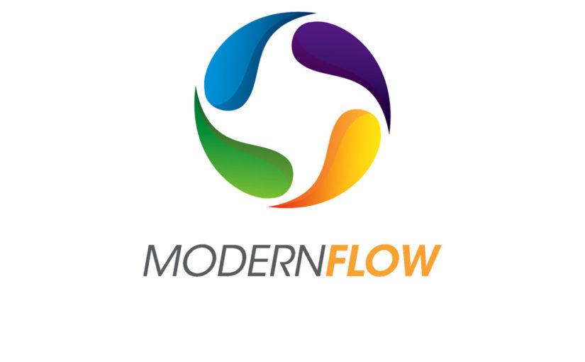 Modern Flow Logo – Free Download