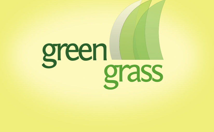 Green Grass Free Logo – Download in PSD
