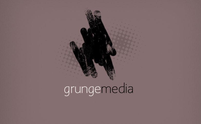 Grunge Media Free Logo- Download it Now!