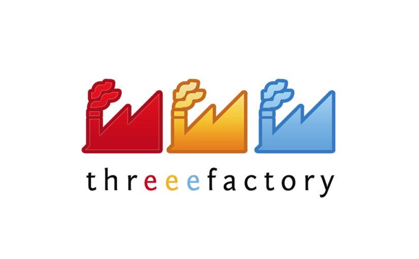 Three Factory Logo- Free Download