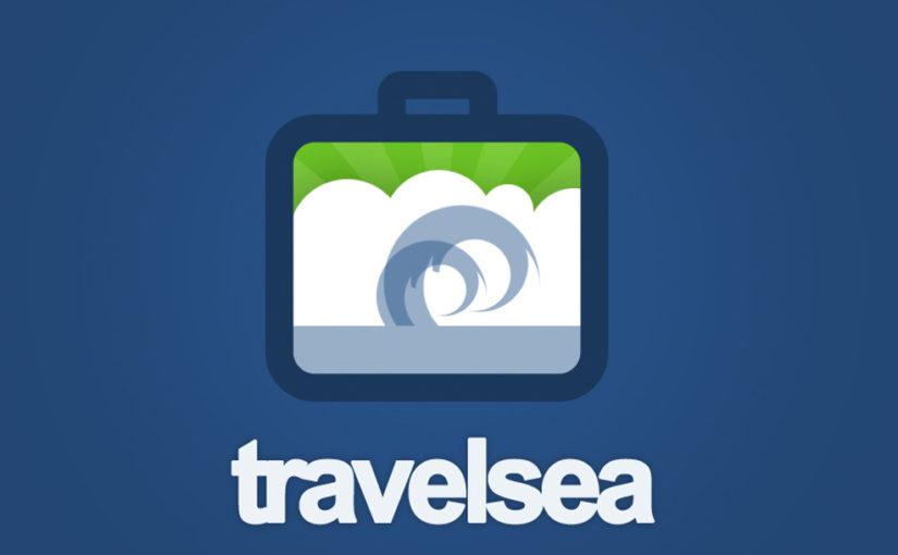 Travel Sea logo design – Download it now!