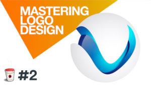 3D Logo design tutorial adobe illustrator