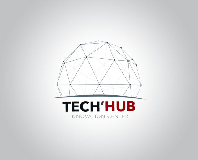 technology hub innovation logo