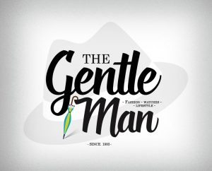 gentleman logo fashion logo