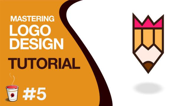 Logo Design tutorial series 5